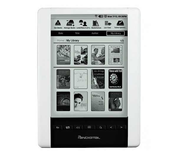 pandigital color and epaper tablets digitalreader 39 s weblog. Black Bedroom Furniture Sets. Home Design Ideas