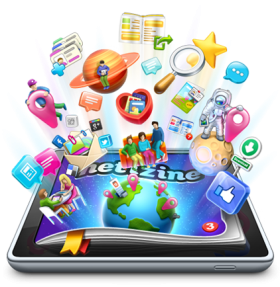 Farewell, App Store? Netizine Turns Magazines Into Social Networks, Runs On HTML5   TechCrunch